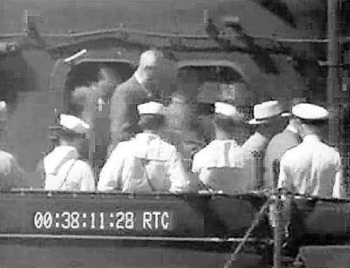 Rare 1944 film clip shows a wheelchair-bound FDR | Honolulu Star ...