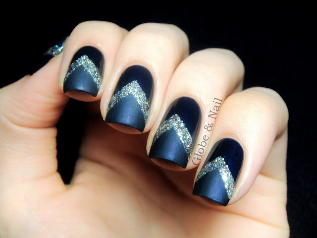 Globe & Nail: Denim & Fairy Cake