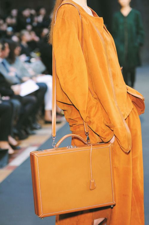 Hermes, Fall 2012: Hermè Fw, Fashion, Hermes Bags, Fall 2012, Style Orange, Bags Lady, Leather Bags, Mustard Yellow, Glamorous Chic Life