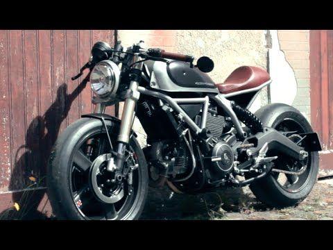 Hero 01: Holographic Hammer's Ducati Scrambler   Bike EXIF