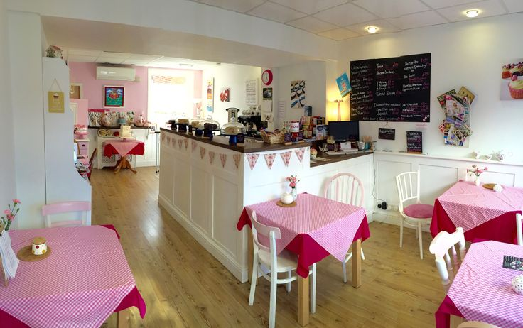 The Cake Room, Romsey, bought to you by The Daisy Cake Company.  http://www.daisycakecompany.co.uk