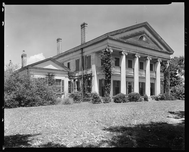 Madewood, Napoleonville vic., Assumption Parish, Louisiana