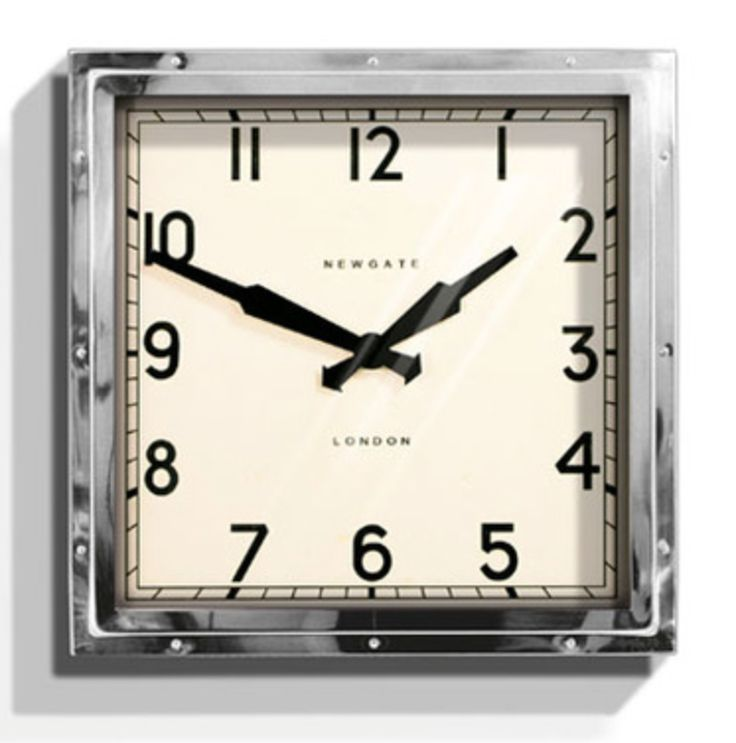 industrial wall clock for your home get the restoration hardware look for less on the