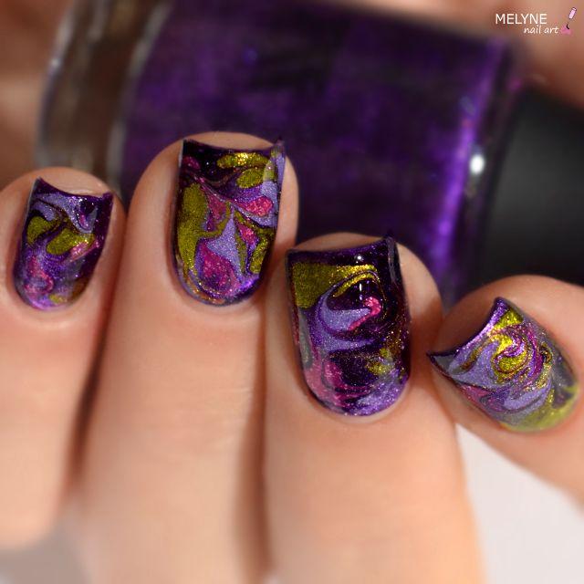Blog Nail Art - Les périples d'une accro aux vernis