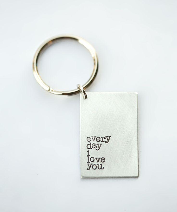 perfect Valentine's gift, key chain