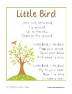 Printable children's songs from 1+1+1=1...Sing Along with Me!