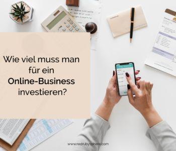 Geld Investieren Online