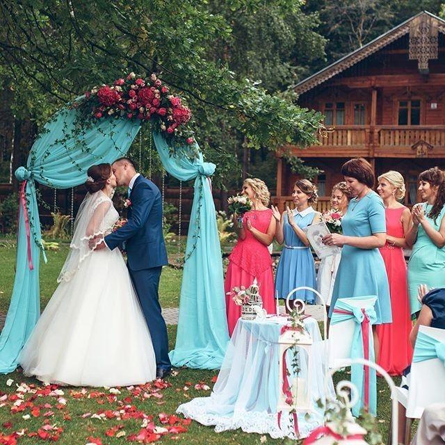 А вам нравятся выездные регистрации?Ставь ❤    #wedding #bride #flowers