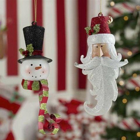 40 best glitterville images on Pinterest | Christmas deco ...
