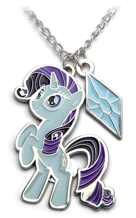 Rarity (My Little Pony) Necklace