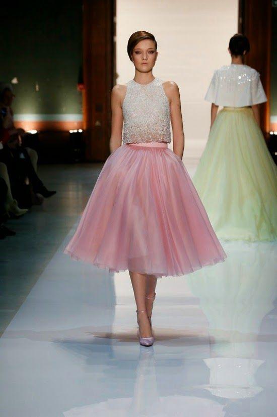 La perfecta invitada: La falda de tul