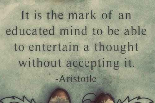 Aristotle: Points Of View, Truths, Education Mind, Things, Favorite Quotes, Aristotle, People, Inspiration Quotes, Wise Words