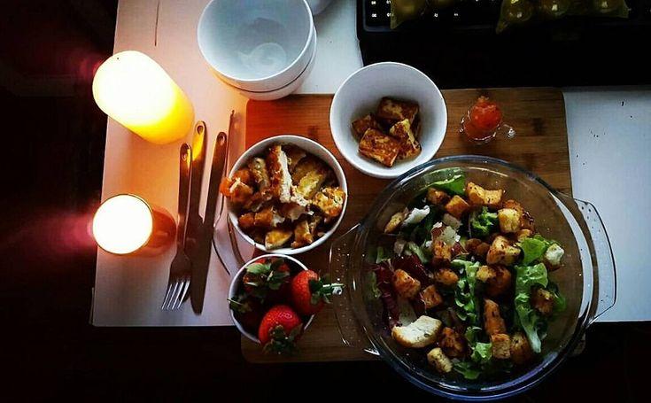 My homemade dinner