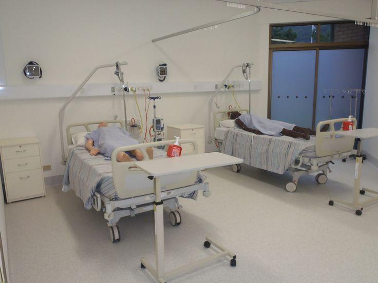 Nursing Station Fit Out - James Cook University, Cairns