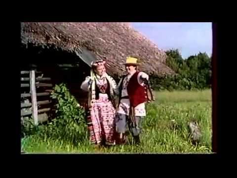 """Белорусская Народная Песня """" Серая Лошадь"""" Козак Семейного Трио"""