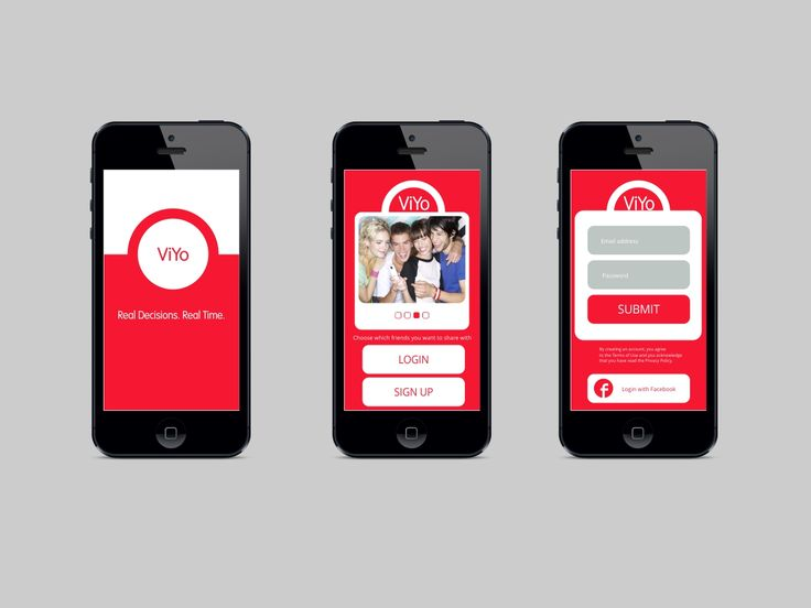 App Design by Ivansan