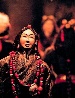 Terranigma: Loselin nukkemuseo, Dharamsala, Intia