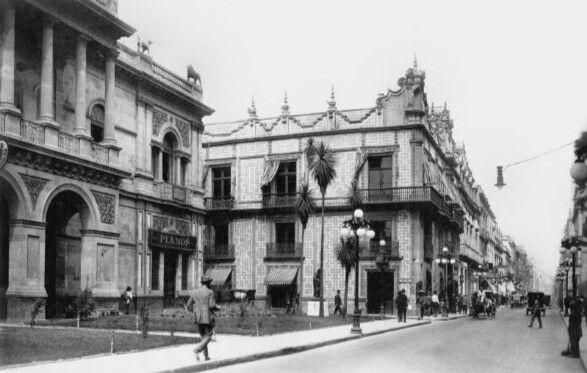 Mejores 1650 im genes de m xico antiguo en pinterest for Casa de los azulejos ciudad de mexico cdmx