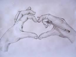 Resultado de imagen para dibujos a lapiz de enamorados tristes                                                                                                                                                      Más