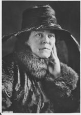 Alva Vanderbilt Belmont, who used her great wealth to fund the National Woman's Party.