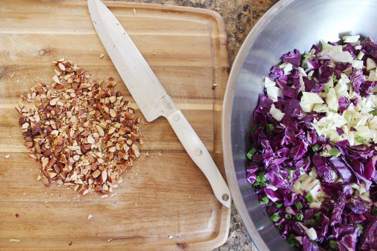 Miso Sesame Cabbage Salad | Recipes I Want to Try | Pinterest