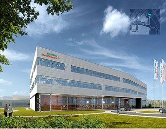 Walpole facility rendering