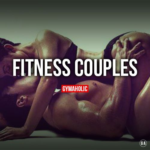 gymaaholic:  Bring your partner to the gym to look like this!!!! http://www.gymaholic.co
