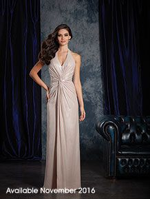 Alfred Angelo. Available at Enchantment Bridal and Formal Gowns.