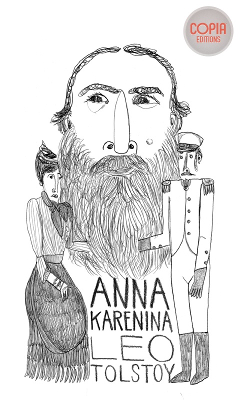 an analysis of the novel leo tolstoys by anna karenina Anna karenina, written by leo tolstoy, follows the accounts of anna  the theme  of trains and railroads is found throughout the novel and it is.