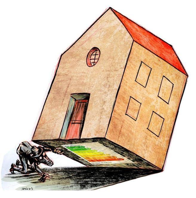 ¿Es una tasa o impuesto?, ¿sirve para ahorrar energía?, ¿sube el valor del inmueble?, ¿su resultado implica mejorar la casa?, etc.