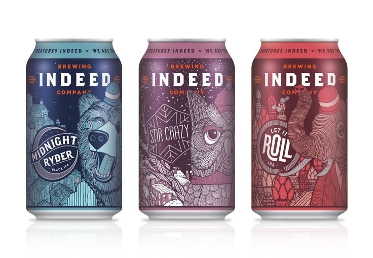 Indeed Brewing Co.   Duffy