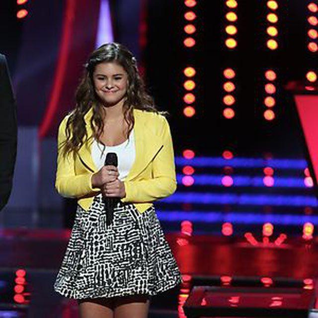 The Voice Season 5 Live Shows Top 20: Team Christina - Jacquie Lee