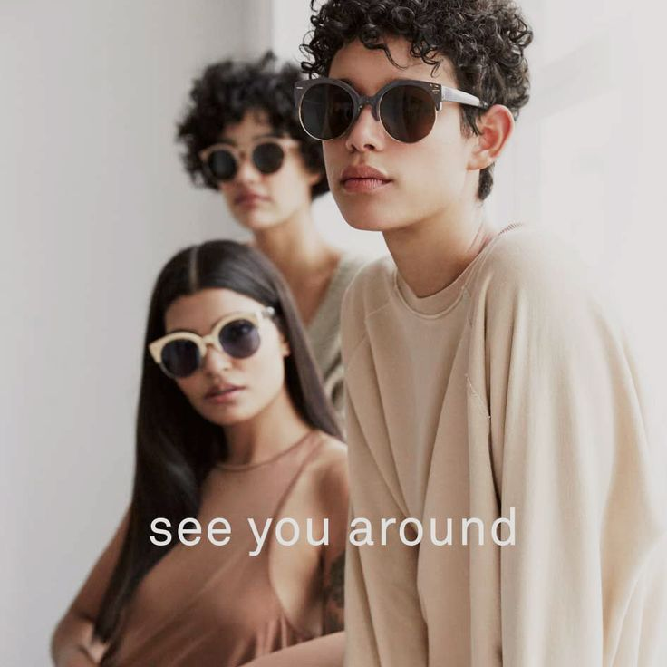 """driflloon: """" janiece dilone, damaris goddrie, and laura james for urban outfitters """""""