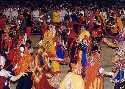 Gujarat Navratri Festival