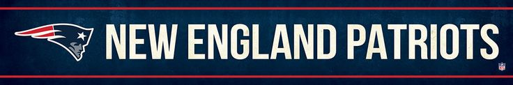 New England Patriots Street Banner $19.99