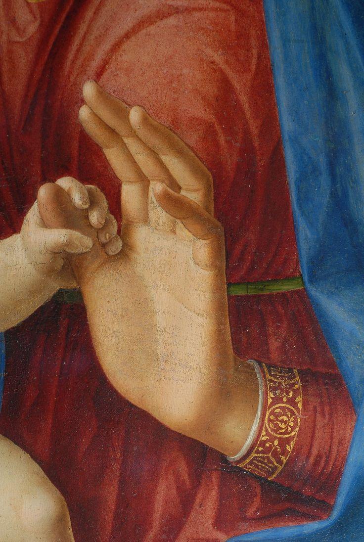 Cima da Conegliano – Vierge à l'enfant