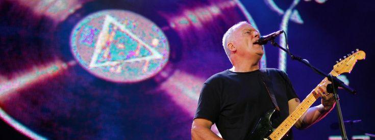 David Gilmour, guitariste de Pink Floyd, lors d'un concert caritatif, à Hyde Park, à Londres (Royaume-Uni), le 2 juillet 2005. | JOHN D MCHUGH / AFP)Pink Floyd peut-il réussir son retour sans Roger Waters, ni LSD ? Le légendaire groupe britannique prépare un album dont la sortie est prévue au mois d'octobre.