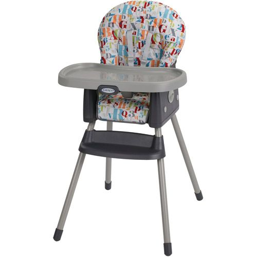 Graco Simpleswitch Highchair Booster Signal