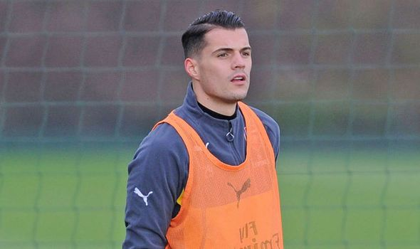Francis Coquelin: This is what I think about my Arsenal team-mate Granit Xhaka   via Arsenal FC - Latest news gossip and videos http://ift.tt/2iK1BLB  Arsenal FC - Latest news gossip and videos IFTTT