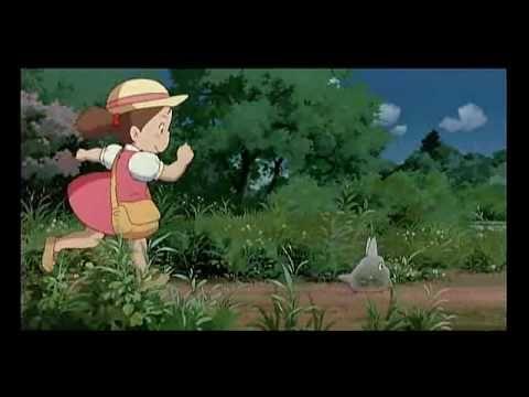 ▶ Mein Nachbar Totoro - Offizieller Trailer - YouTube