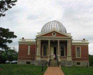 The Cincinnati Observatory: home to the world's oldest telescope still in use daily by the public! The observatory is in a quaint Mt. Lookout neighborhood and is a must-see!