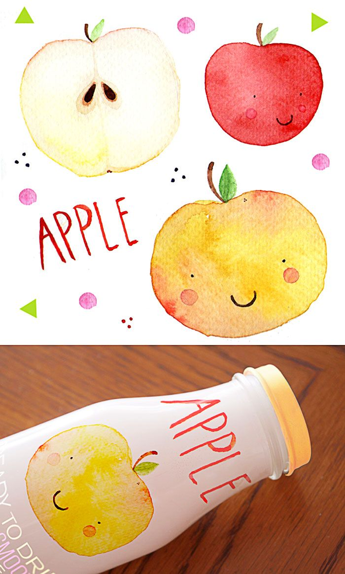 Alliteration Inspiration: Fruit & Feathers - design work life cute package