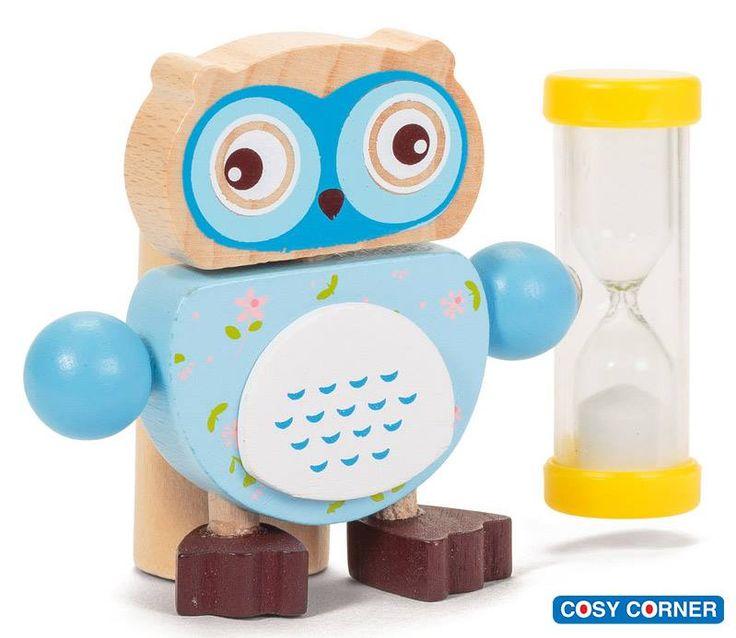Βάση Οδοντόβουρτσας με Χρονόμετρο Wise Owl - Μαθαίνει με διασκεδαστικό τρόπο στο παιδί σας, τη σωστή διάρκεια χρόνου που απαιτείται ώστε να πλένονται καλά τα δόντια! https://goo.gl/Bu72fY