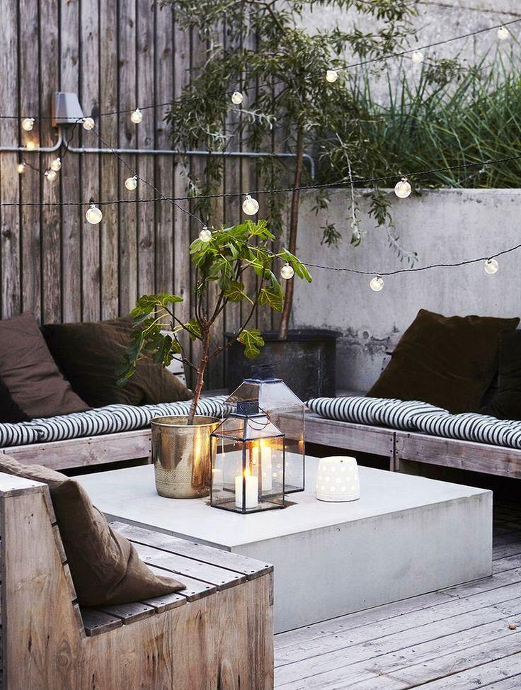 Nice 20+ Adding DIY Backyard Lighting for Summer Nights Ideas https://architecturemagz.com/20-adding-diy-backyard-lighting-for-summer-nights-ideas/
