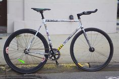 The Bikes of Premium Rush, Courtesy of Affinity Cycles
