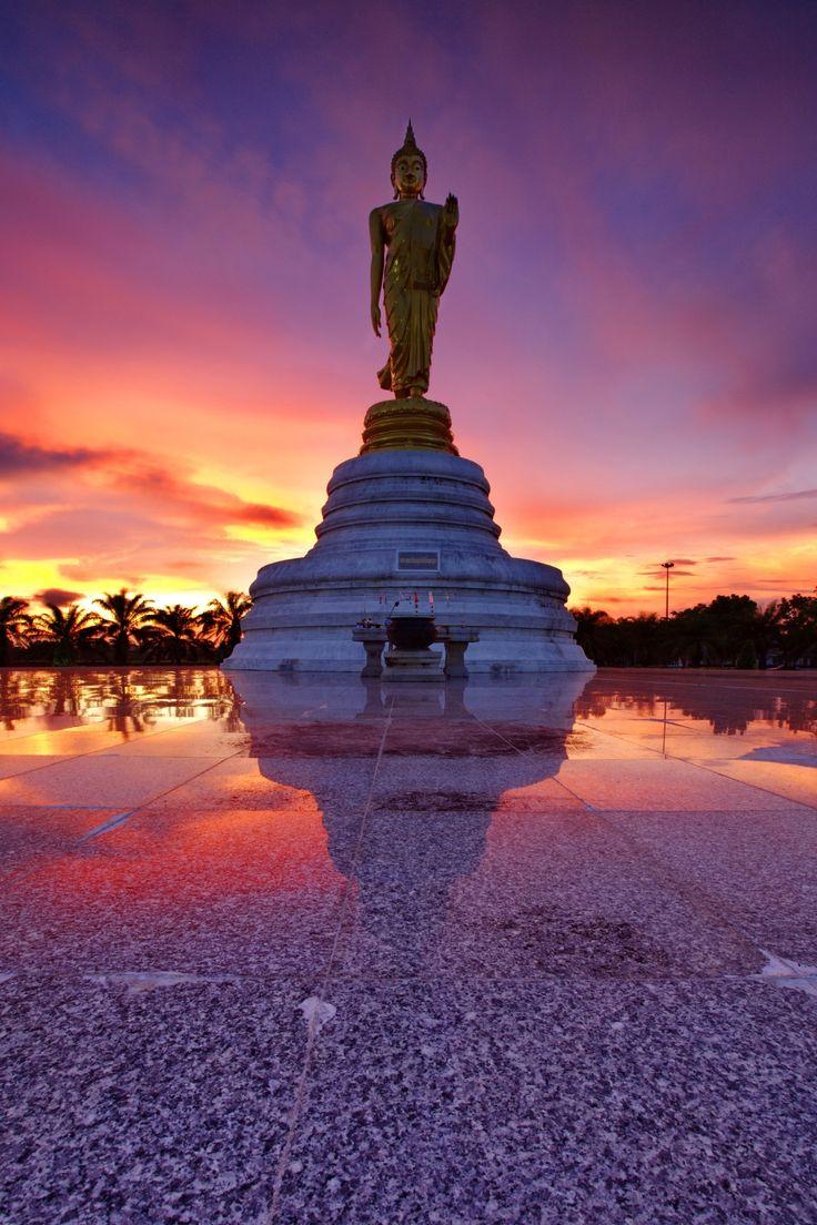 Buddha, Chanthaburi, Thailand.