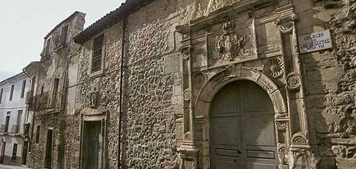 Convento de las Celadoras del Sagrado Corazón del siglo XVII
