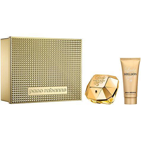 Buy Paco Rabanne Lady Million 80ml Eau de Parfum Fragrance Gift Set Online at johnlewis.com