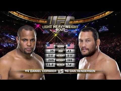 UFC (Ultimate Fighting Championship): UFC 210 Free Fight: Daniel Cormier vs Dan Henderson
