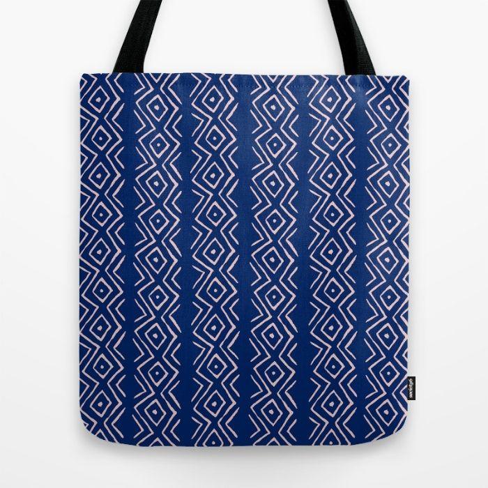 African Style N.2 Tote Bag